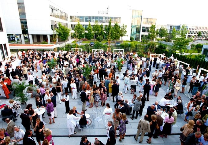 eventlocations: Sommerfest - Kunst Location