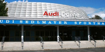 eventlocations mieten - Oberbayern - Audi Dome