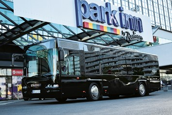 eventlocations: Stardust Eventbus & Partybus Berlin