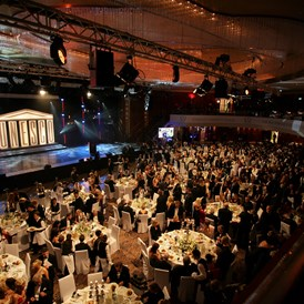 eventlocations: UNESCO Gala Düsseldorf - B&B Technik + Events GmbH