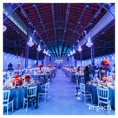 eventlocations: impacts Catering - Cateringsolutions GmbH