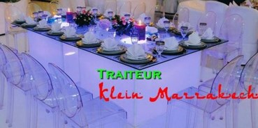 eventlocations mieten - Belgien - Catering Klein Marrakech