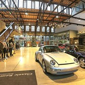eventlocations mieten: Classic Remise Düsseldorf