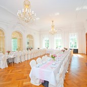 "eventlocations - Restaurant ""Vitzthum"" Schloss Lichtenwalde"