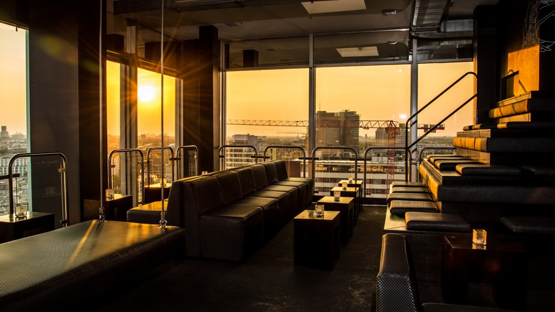 eventlocations: SOLAR, Berlin Sky Restaurant und Sky Lounge